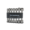 Socket wrench kit, nuts / bolts