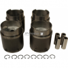 Repair Set, piston / sleeve 4253.30