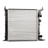 OEM Radiator, engine cooling 606844 from NISSENS