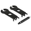 Zestaw narzędzi do montażu, obudowa wtyczki