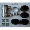 Montagesatz, Schalldämpfer 8200520353