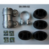 Montagesatz, Schalldämpfer 211251051L