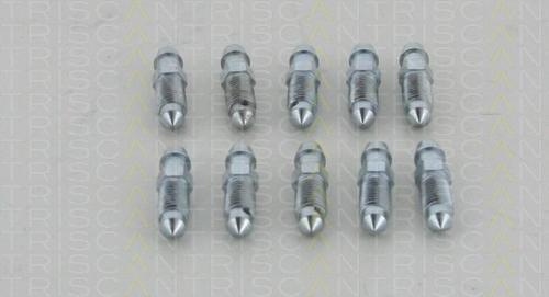 Entlüfterschraube / -ventil, Bremssattel