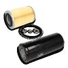 Filter, operating hydraulics 423476010