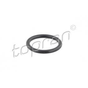 Уплътнителен пръстен, винтово затваряне на радиатора