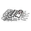 Dichtungssatz Kurbelgehäuse VW CRAFTER 30-50 Kasten (2E_) 2015 Baujahr 566.770 mit Wellendichtring-Kurbelwelle, mit Ventilschaftabdichtung, ohne Zylinderkopfdichtung