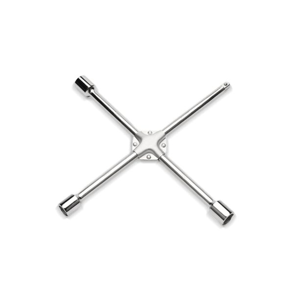 Four-way lug wrench PUNTO (188) 1.2 16V 80 (188.233, .235, .253, .255, .333, .353, .639,... 188 A5.000 engine code