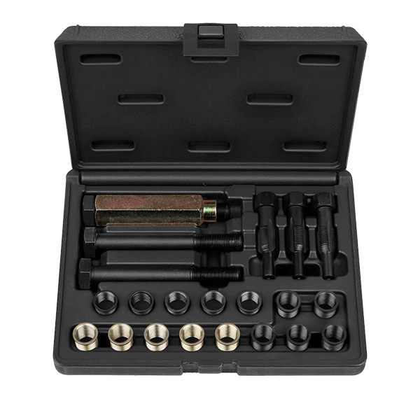 Thread Cutter Tool Set, spark plug E-Class Saloon (W212) E500 4-matic (212.090) M 273.970 engine code