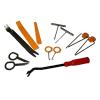 Kit herramientas desencastre, radio
