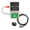 Charging station power meter