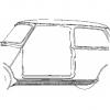 Plancher de carrosserie
