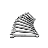 Set opsteek-ringsleutels