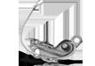 Kontaktsatz, Zündverteiler mit OEM-Nummer 311998063