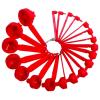 Galga, perfil de llave de tornillo