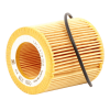 Oil Filter Ø: 76mm, Height: 123mm with OEM Number 06A 115 561 A