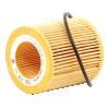 VALEO  586142 Ölfilter Ø: 77mm, Innendurchmesser 2: 71mm, Innendurchmesser 2: 62mm, Höhe: 78mm