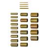 Druck-/Stützhülsensatz, Ein-/Auspresswerkzeugsatz