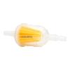 MAHLE ORIGINAL  KL 72 Kraftstofffilter Höhe: 135,5, 139mm, Gehäusedurchmesser: 55,0mm