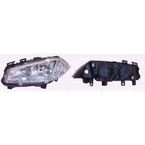 Hauptscheinwerfer für Fahrzeuge mit Leuchtweiteregelung, für Rechtsverkehr mit OEM-Nummer 26 01 080 53R