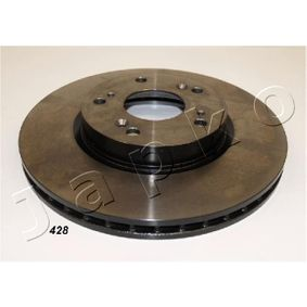 Brake Disc Brake Disc Thickness: 23mm, Ø: 282mm with OEM Number 45251-TA0-A01