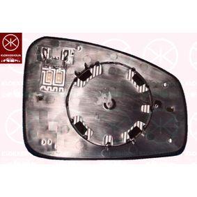 Spiegelglas, Außenspiegel 60431061 MEGANE 3 Coupe (DZ0/1) 2.0 R.S. Bj 2015