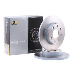 ROADHOUSE Disco de travão 6059.00 com códigos OEM 569030