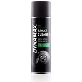 Bremsen- und Kupplungsreiniger DYNAMAX 606141 für Auto (spritzbar, Inhalt: 500ml, Sprühdose)