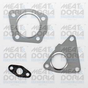 Nissan Note e11 1.5dCi Montagesatz, Abgasanlage MEAT & DORIA 60725 (1.5 dCi Diesel 2010 K9K 288)