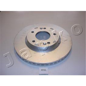 Brake Disc Brake Disc Thickness: 26mm, Ø: 279,8mm with OEM Number 517122C700