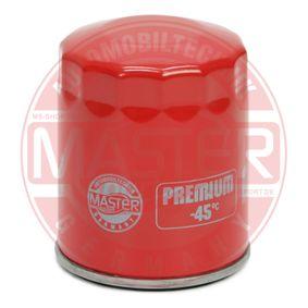 MASTER-SPORT  610/3-OF-PCS-MS Ölfilter Ø: 66mm, Außendurchmesser 2: 62mm, Innendurchmesser 2: 54mm, Höhe: 90mm