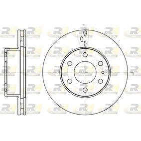 Bremsscheibe Bremsscheibendicke: 28mm, Lochanzahl: 6, Ø: 299,9mm, Ø: 299,9mm mit OEM-Nummer 299 6131