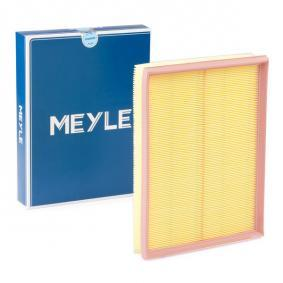 Air Filter Length: 297mm, Width: 235mm, Height: 42mm, Length: 297mm with OEM Number 5 834 282