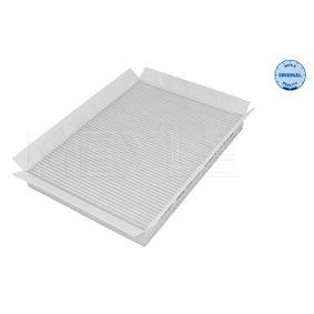 Filter, Innenraumluft Art. Nr. 612 319 0017 120,00€
