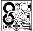 OEM Montagesatz, Schalldämpfer VEGAZ MA10