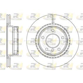 Bremsscheibe Bremsscheibendicke: 20mm, Lochanzahl: 5, Ø: 299,9mm mit OEM-Nummer 34 21 6 764 651