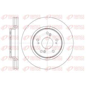 Brake Disc Brake Disc Thickness: 28mm, Num. of holes: 5, Ø: 292,9mm, Ø: 292,9mm with OEM Number 45251T1EG01