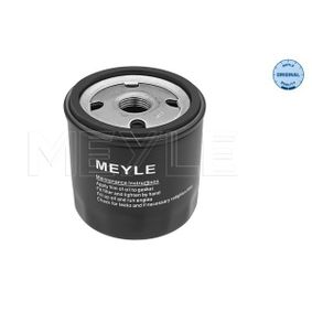 2007 Vauxhall Astra H 1.6 Oil Filter 614 322 0009