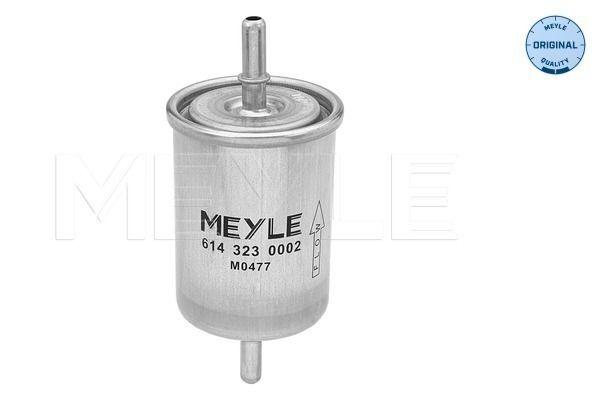 MEYLE  614 323 0002 Kraftstofffilter Höhe: 136,5mm