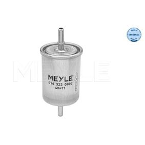 Kraftstofffilter Höhe: 136,5mm mit OEM-Nummer 1567.85