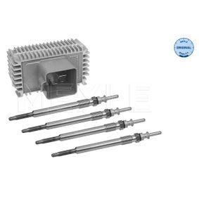 Control Unit, glow plug system Number of Poles: 7-pin connector with OEM Number 55 353 011