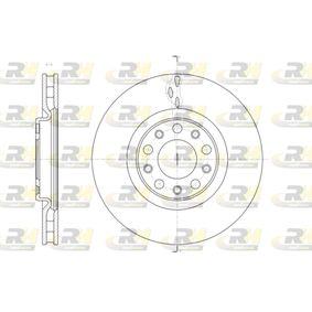 Bremsscheibe Bremsscheibendicke: 28mm, Lochanzahl: 5, Ø: 305,3mm mit OEM-Nummer 517 67 382