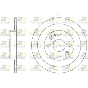 2003 Mazda MX 5 NB 1.6 16V Brake Disc 6148.00