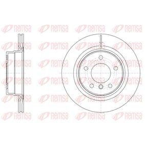 Bremsscheibe Bremsscheibendicke: 20mm, Lochanzahl: 5, Ø: 300mm mit OEM-Nummer 34216792227
