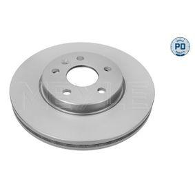 Bremsscheibe Bremsscheibendicke: 26mm, Lochanzahl: 5, Ø: 276mm mit OEM-Nummer 569 073