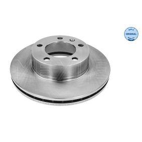 Bremsscheibe Bremsscheibendicke: 28mm, Lochanzahl: 5, Ø: 305,5mm mit OEM-Nummer 9111038