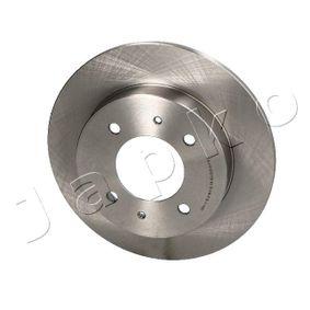 Brake Disc 61596 COUPE (GK) 2.0 GLS MY 2009