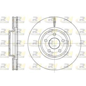Bremsscheibe Bremsscheibendicke: 32mm, Lochanzahl: 5, Ø: 316mm mit OEM-Nummer 5312312