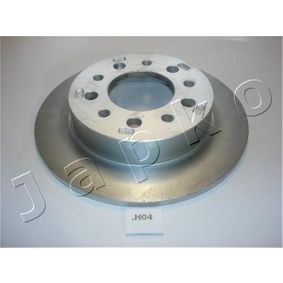 Brake Disc 61H04 COUPE (GK) 2.0 GLS MY 2008