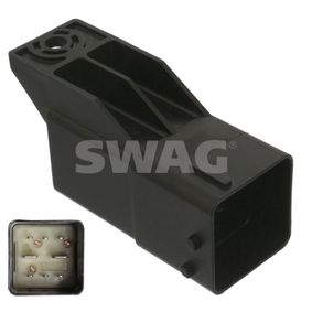 SWAG  62 10 0652 Relais, Glühanlage Spannung: 12V, Anschlussanzahl: 8