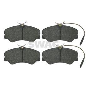 Bremsbelagsatz, Scheibenbremse Breite: 71,6mm, Dicke/Stärke 1: 19,5mm mit OEM-Nummer 9 945 076